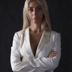 Carolina Saguan, contadora de historias única